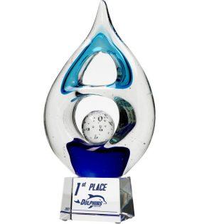Trofeu sticlă GS116C