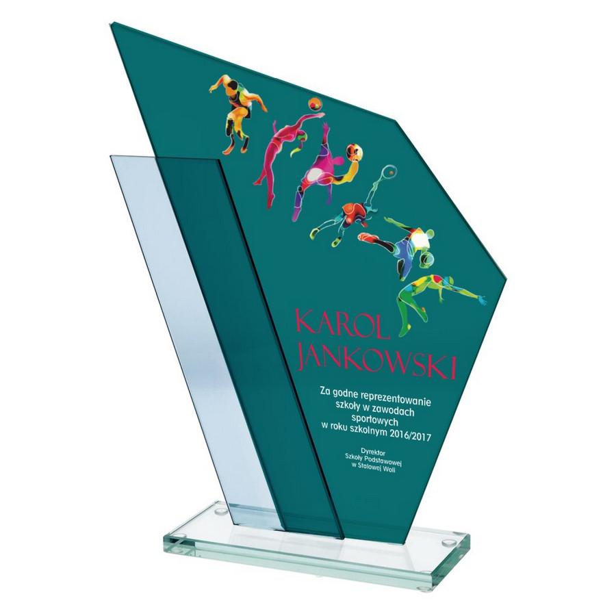 Trofeu sticlă GS615