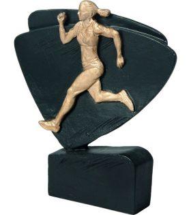 Figurină rășină RFEL5013/BK/G