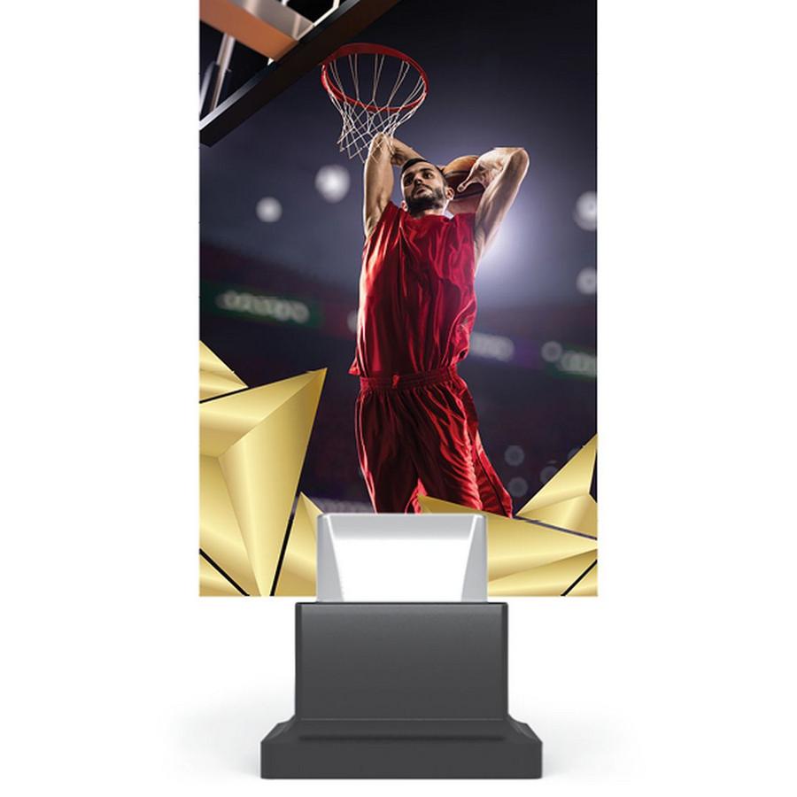 Trofeu plexiglas CG01C/BAS