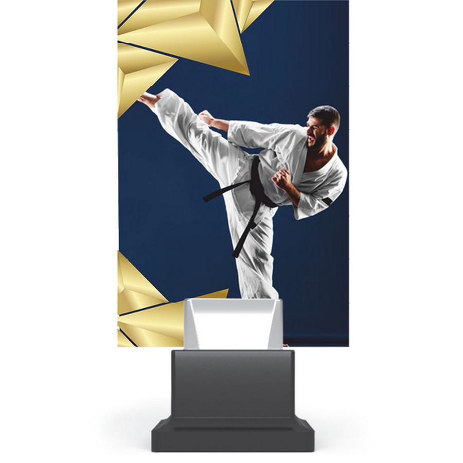 Trofeu plexiglas CG01C/KAR