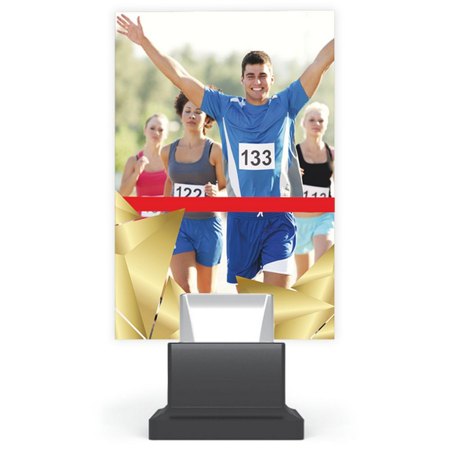 Trofeu plexiglas CG01C/RUN