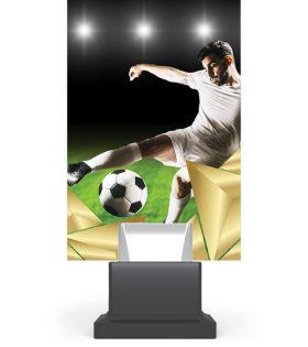 Trofeu plexiglas CG01C/SOC
